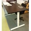 Стол с электроприводом для работы сидя-стоя