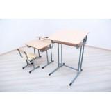 Комплект для школы: конторка, парта, стул